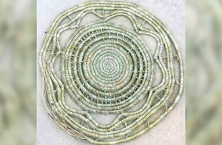 'Never-ending Journey' weaving workshop and exhibition
