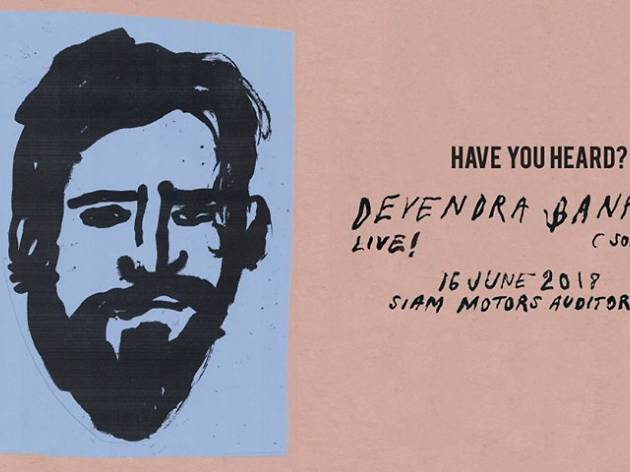 HYHBkk Live! with Devendra Banhart Solo
