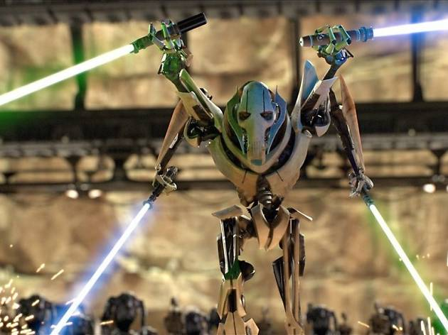 Grevious Star Wars
