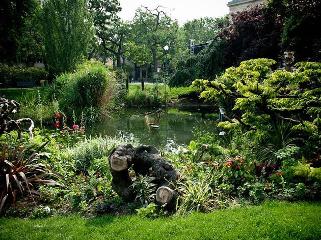 20 parcs, jardins secrets et squares dans le Marais