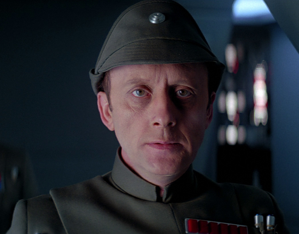 Admiral Piett Star Wars