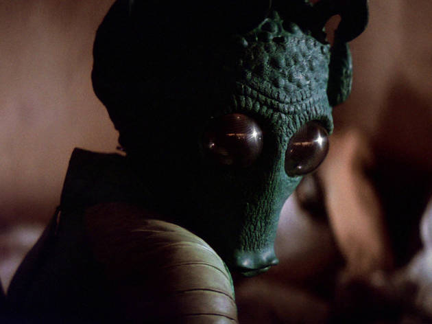 Greedo in Star Wars
