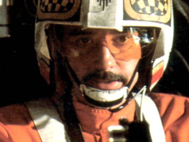 Biggs in Star Wars