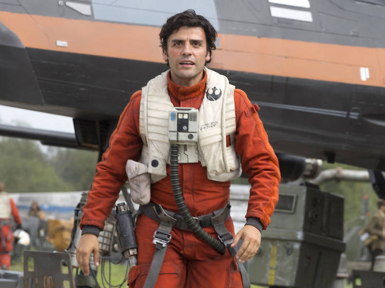 Poe Dameron in Star Wars