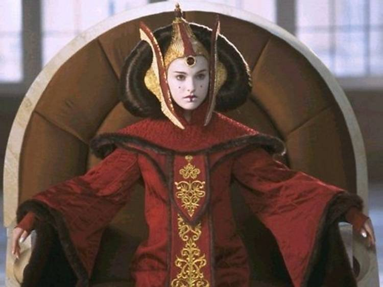 Padme in Star Wars