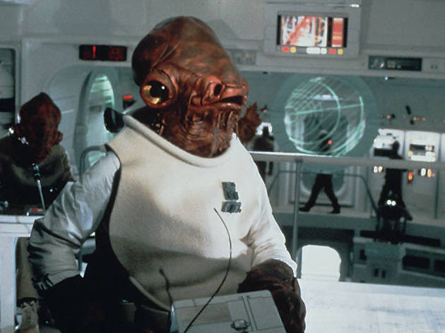 Ackbar in Star Wars