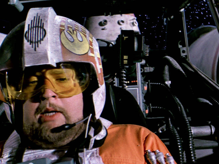Porkins in Star Wars