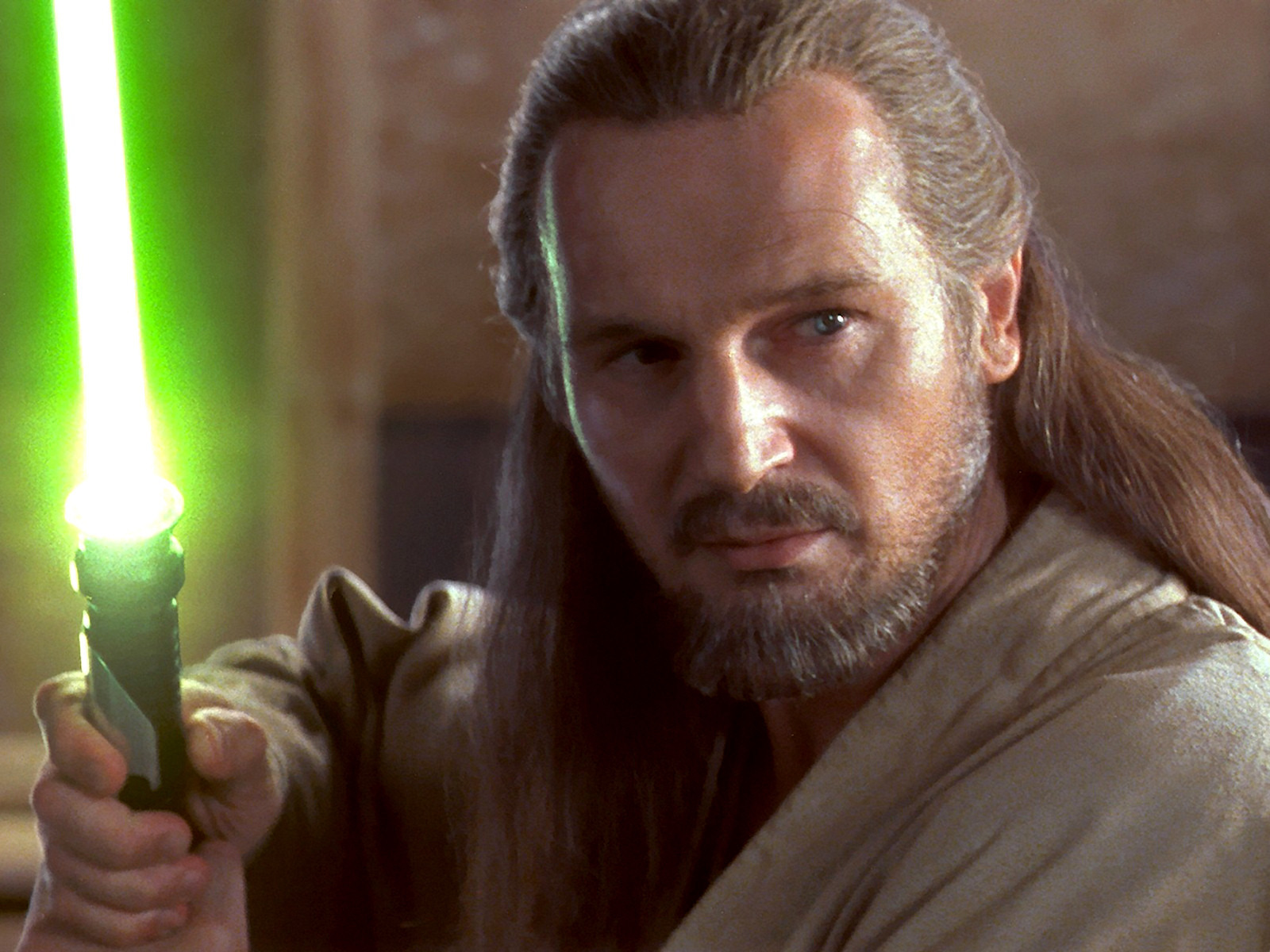 Qui-Gon in Star Wars