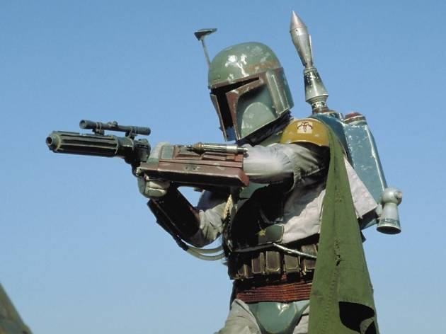 Bobba Fett in Star Wars