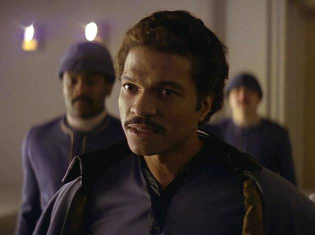 Lando in Star Wars
