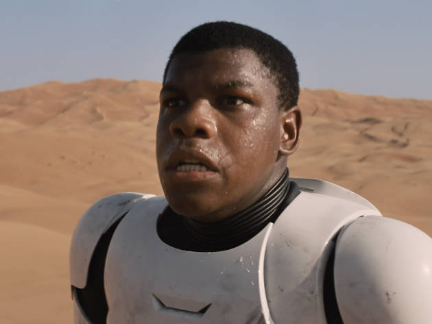 Finn in Star Wars
