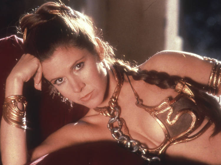 Leia in Star Wars