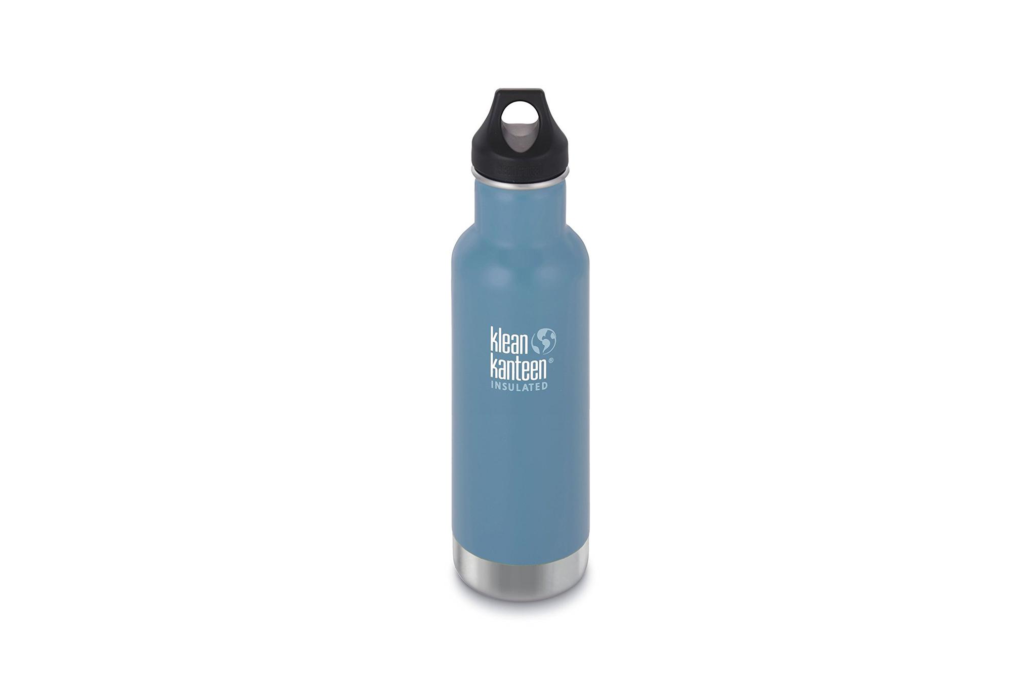 A water bottle that won't spill