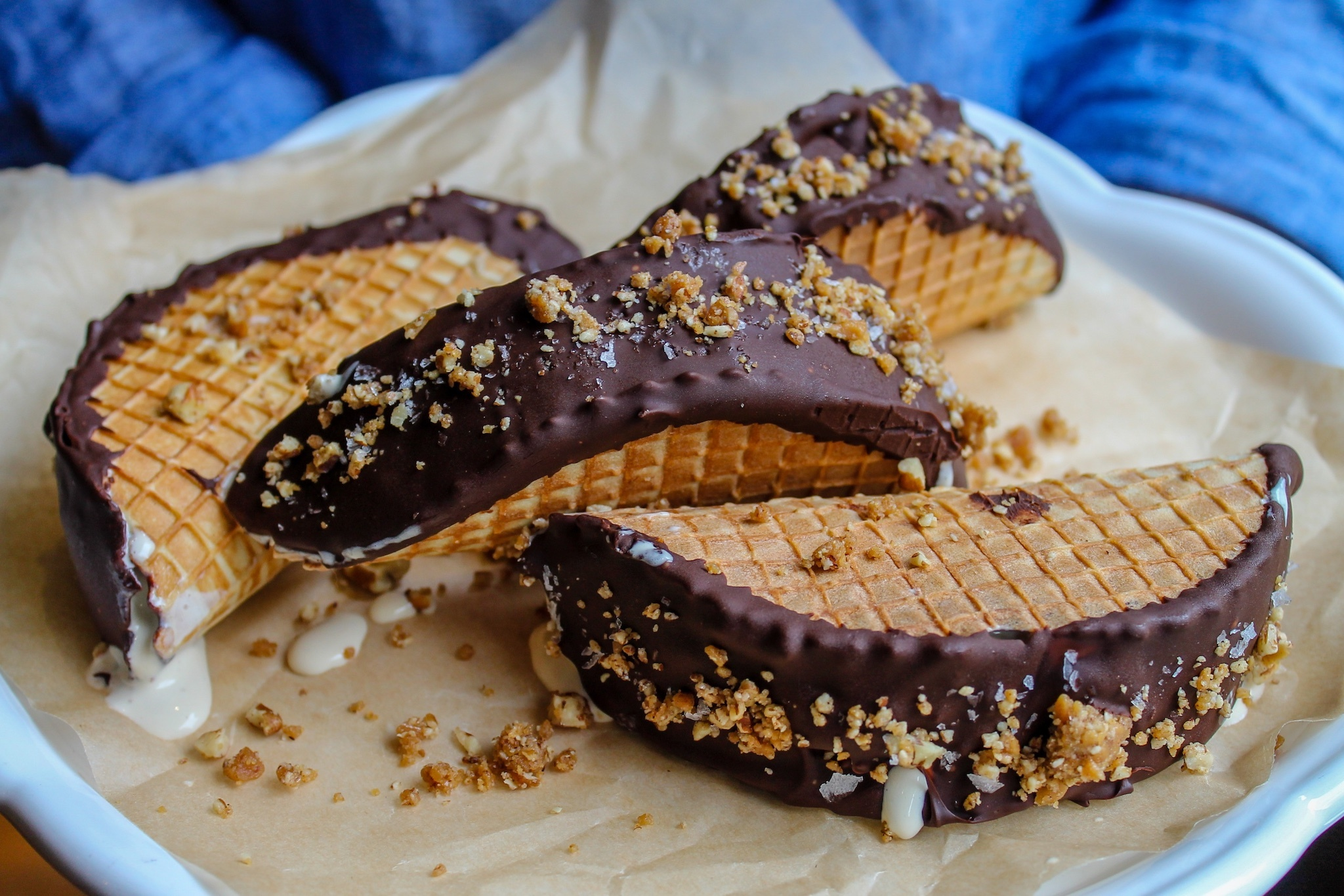 Stuff your face with a Choco Taco