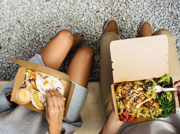 Best lunch delivery services in KL