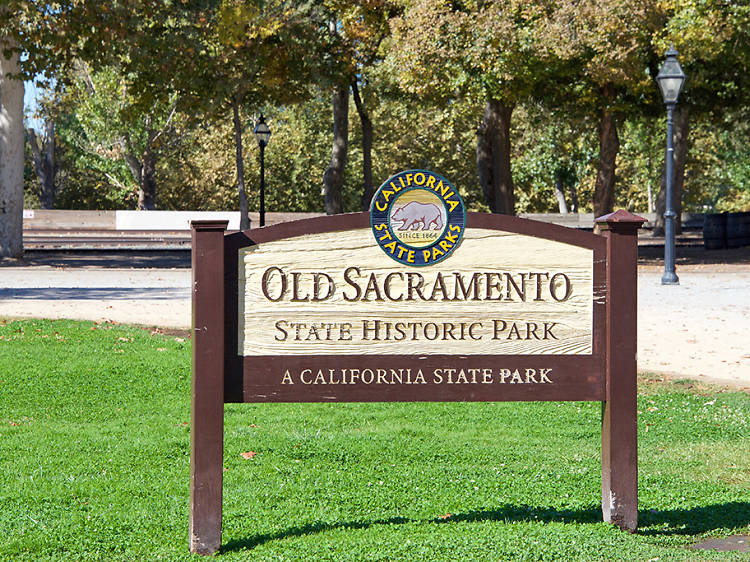 Old Sacramento State Historic Park