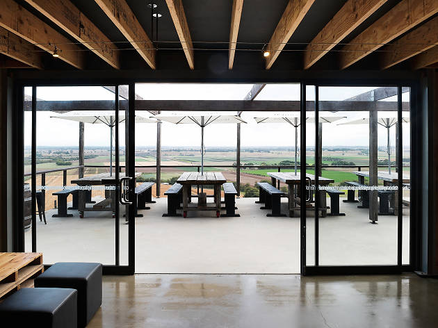 Lightfoot and Sons winery cellar door East Gippsland