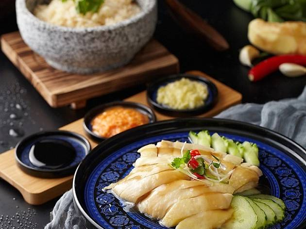 天天 Plus︰最紅海南雞飯