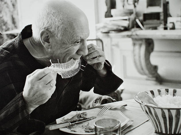 La cuina de Picasso