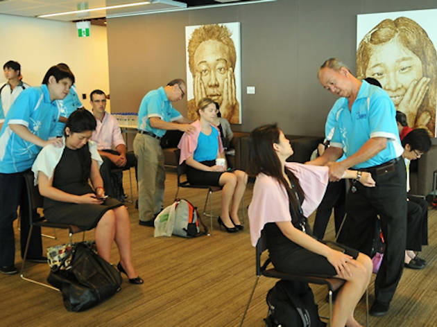 Singapore Association Of The Visually Handicapped