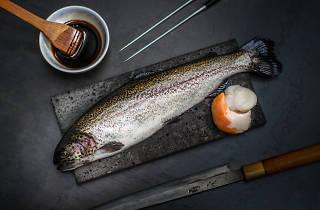 aller de sushi by Xabier Guitart
