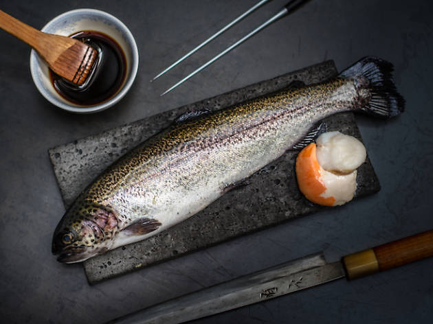 Taller de sushi by Xabier Guitart