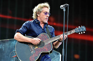 Roger Daltry plays the Mann Center.