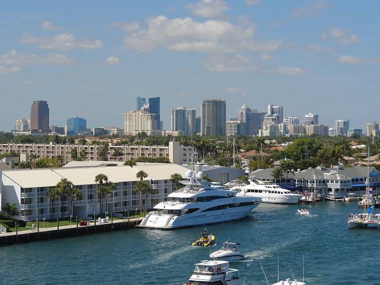 The top 20 things to do in Fort Lauderdale