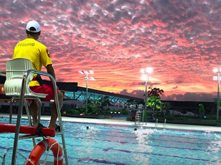 Tampines Swimming Complex