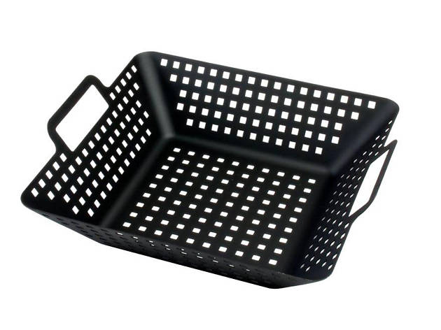 For the experimental griller