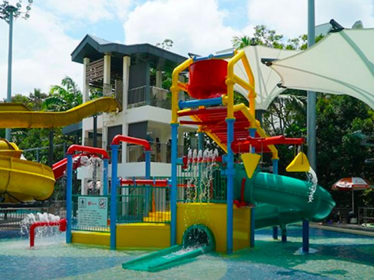 Pasir Ris Swimming Complex