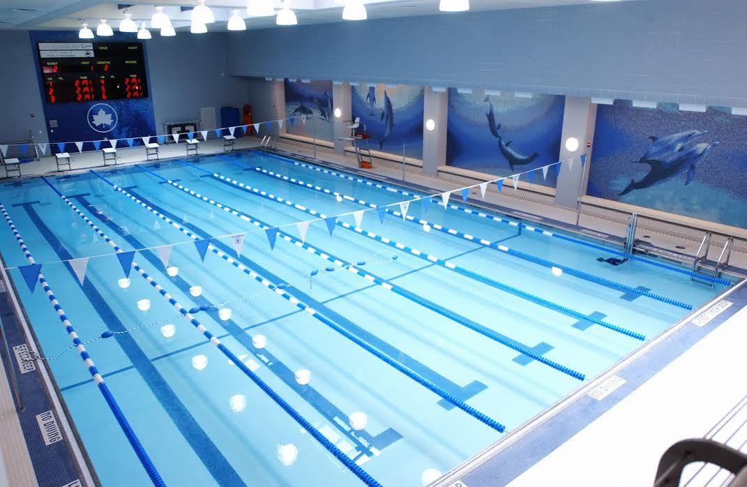 Chelsea Recreation Center's Indoor Pool