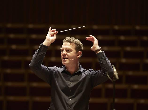 Haydn The Creation Sydney Philharmonia Choirs 2018 feat image Brett Weymark by Keith Saunders