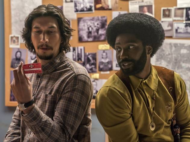 Film of the week: 'BlacKkKlansman'