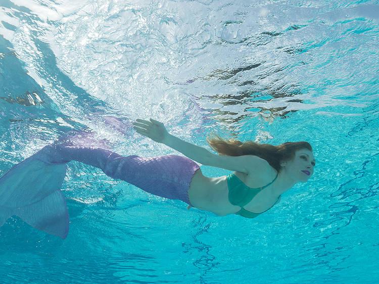 Unleash your inner Ariel