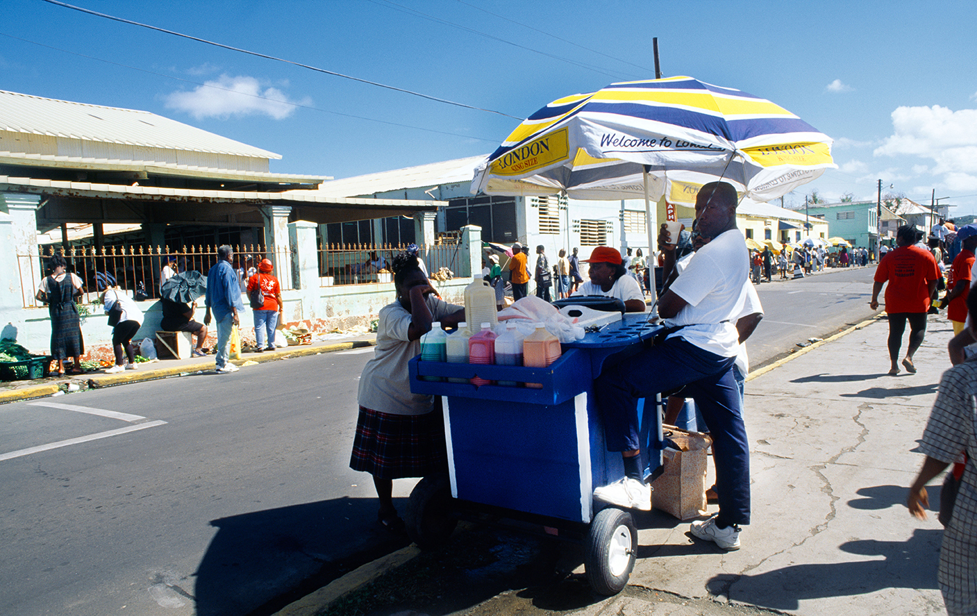 Five places to eat like a local in St. Kitts