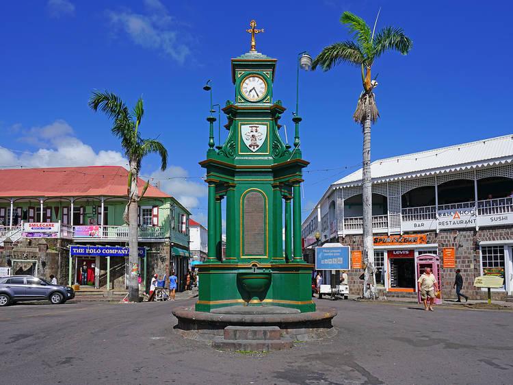 Historic Basseterre