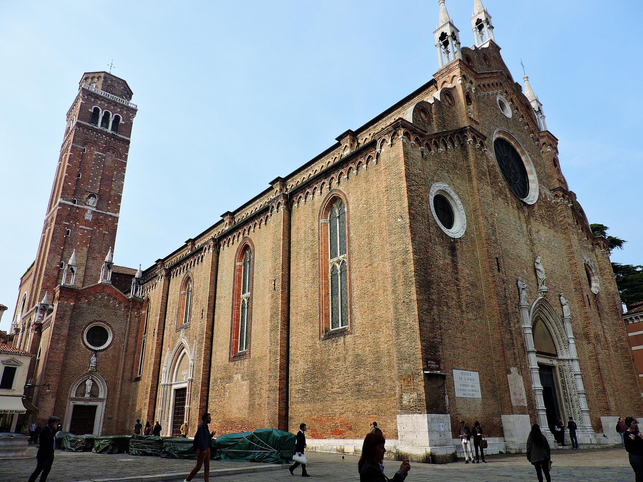 Basilica of Santa Maria Gloriosa dei Frari