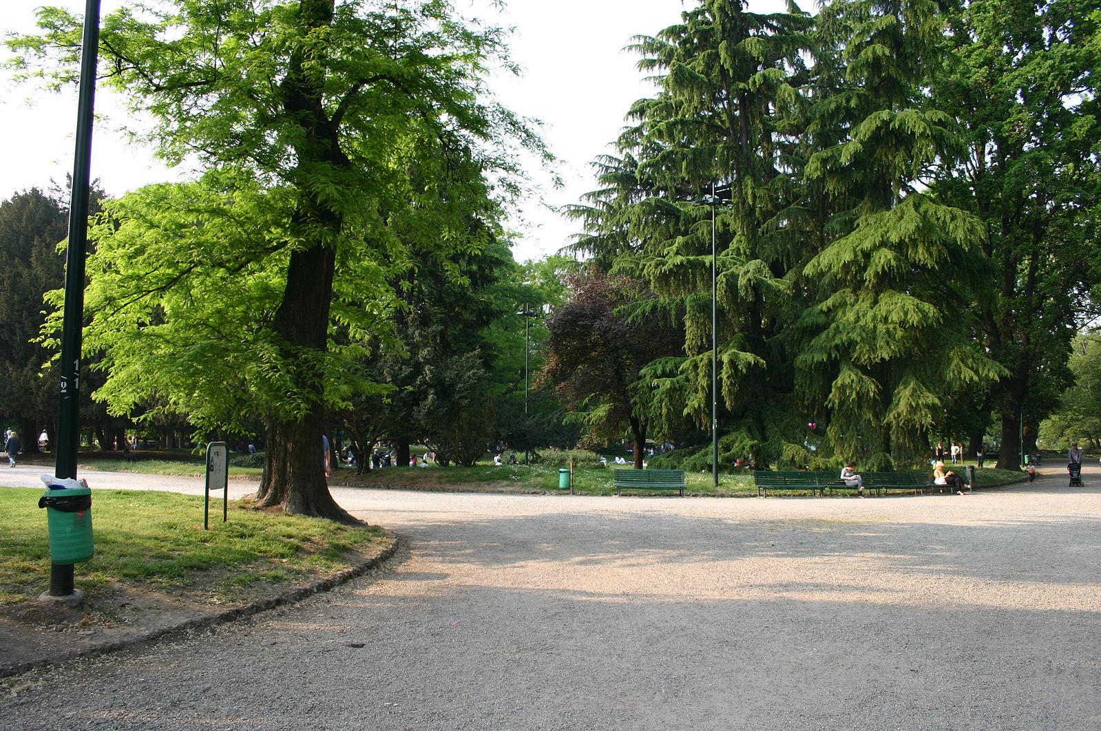 Giardini public gardens