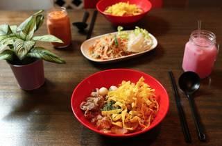 Food at Do Dee Paidang