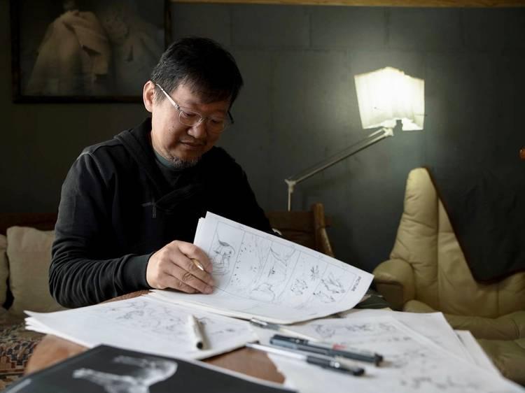 陸偉昌,故事板繪畫師