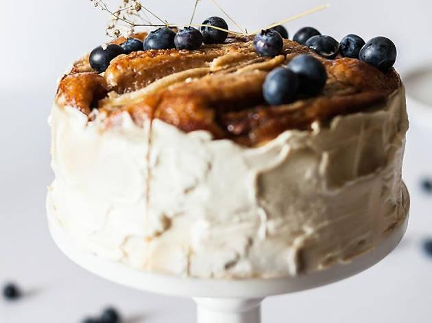 All time classics cakes: Carrot cake al ROC35