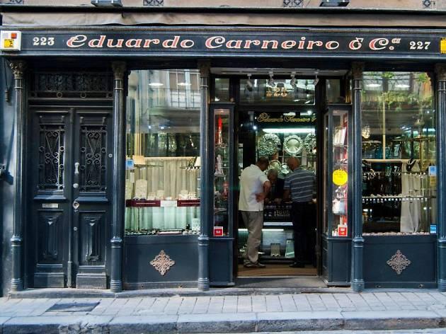 Ourivesaria Eduardo Carneiro & Cª. Lda.