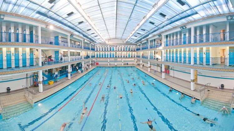 Top 12 des piscines pour l'été