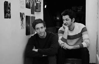 Thomas Middleditch & Ben Schwartz