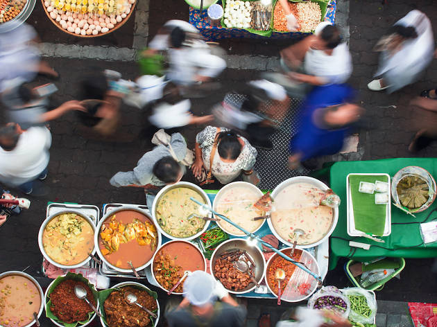 Bangkok street food guide
