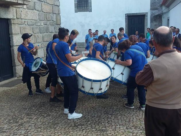 Zés Pereiras – Grupo de Bombos