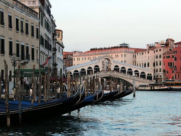 Rialto Bridge, San Polo