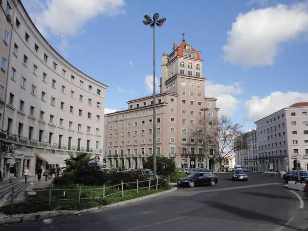 Praça do Areeiro