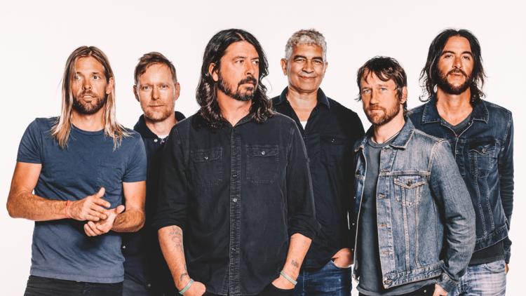 Desde Los Ángeles Foo Fighters presentan show en streaming
